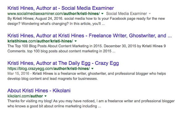 Hire a writer for your website