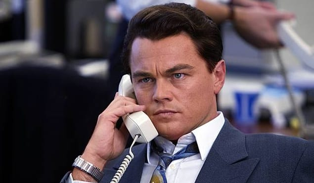 Cold Calling Wolf of Wallstreet