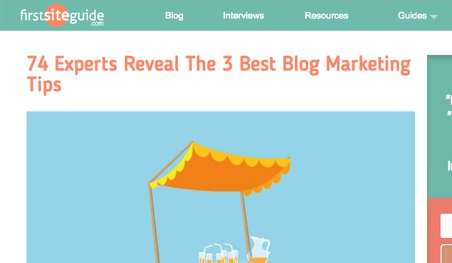 List of Expert Bloggers
