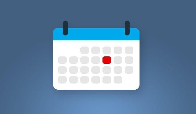Pick a Publishing Date