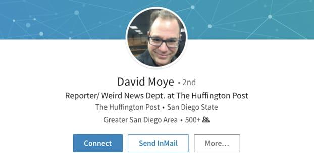 Reporting LinkedIn