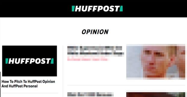 HuffPo Opinion