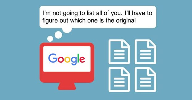 Duplicate Content and Google
