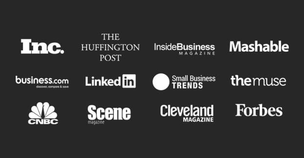 Website Logos Example