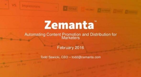Zemanta Distribution
