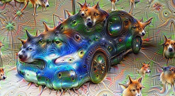 Deep Dream Image