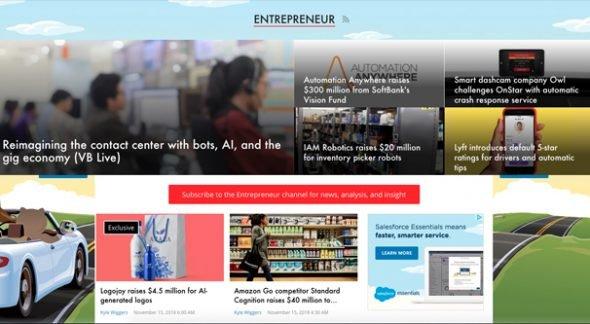 Entrepreneur Channel