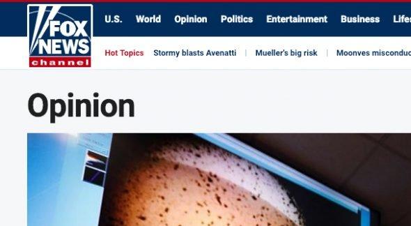 OpEd Fox News