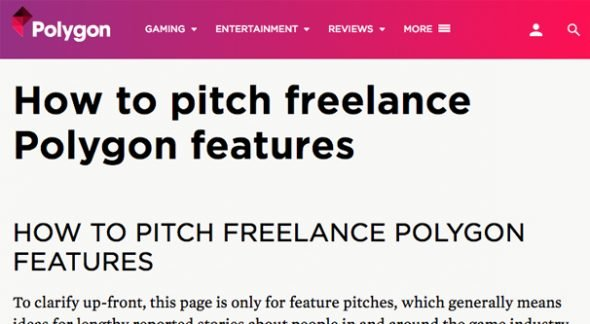 Polygon Submit Page