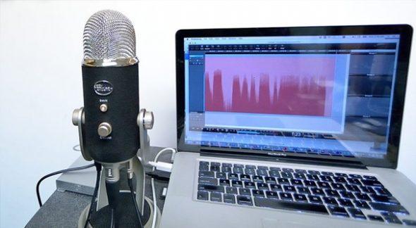 Podcast Hardware Setup