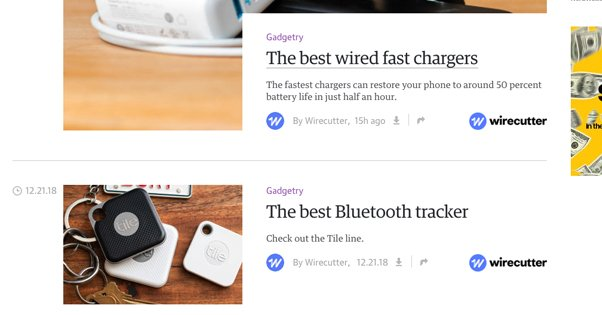 Wirecutter Post Syndication