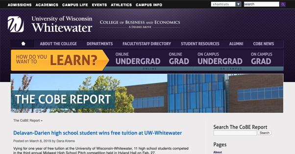 UWW Blog