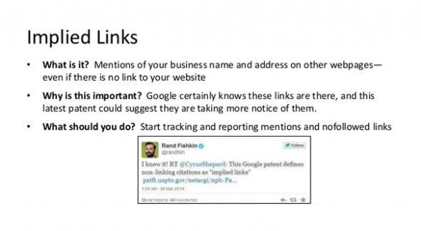Implied Links