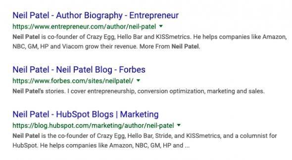 Neil Patel Bylines
